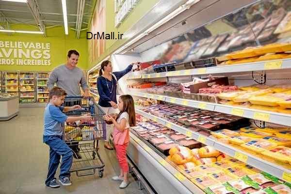 سوپرمارکت تمام خودکار شرکت آمازون