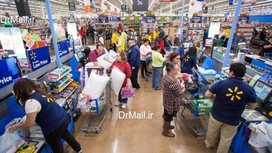 استراتژیهای بزرگترین فروشگاه زنجیرهای دنیا