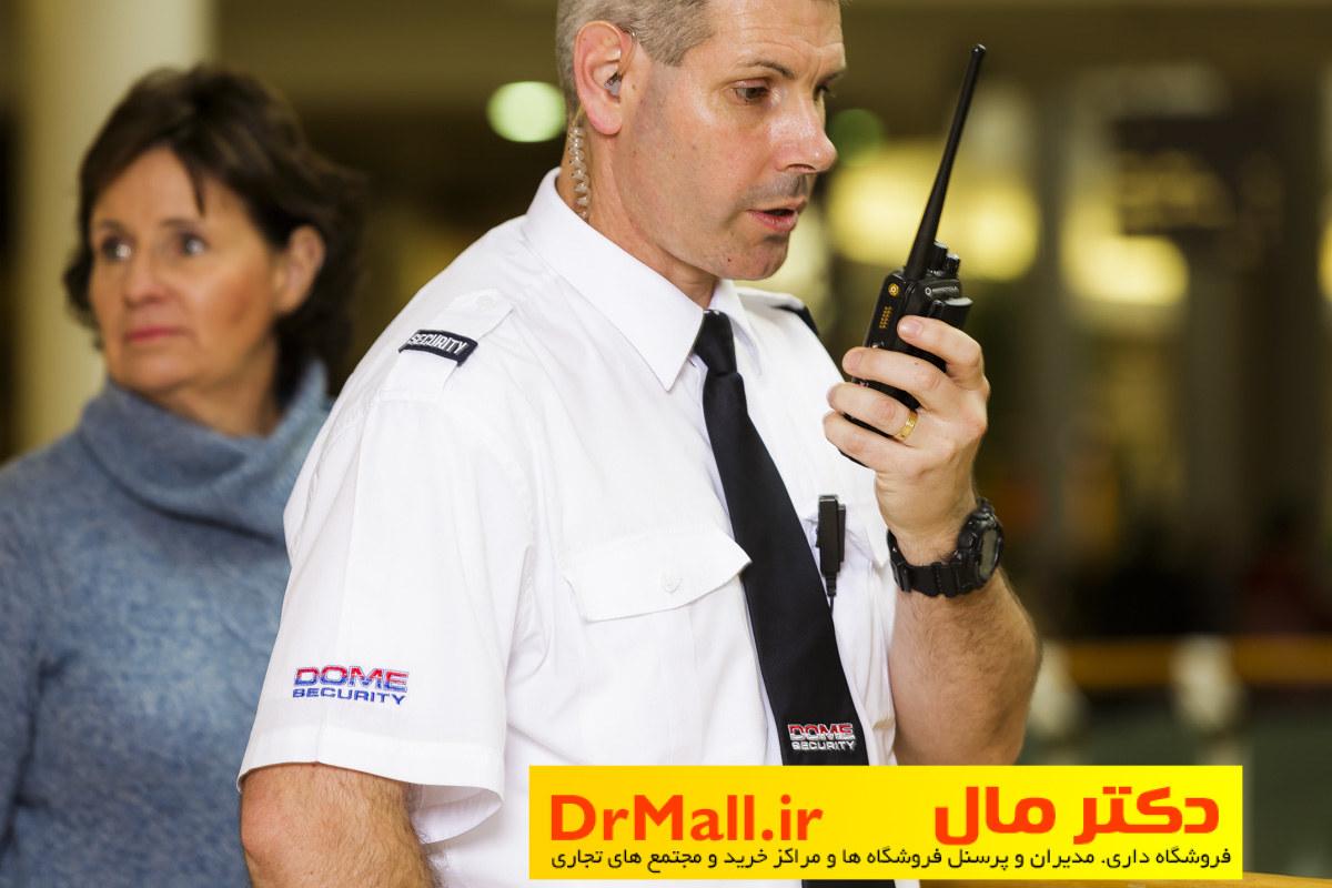 سیستم های نظارتی و ضد سرقت فروشگاه
